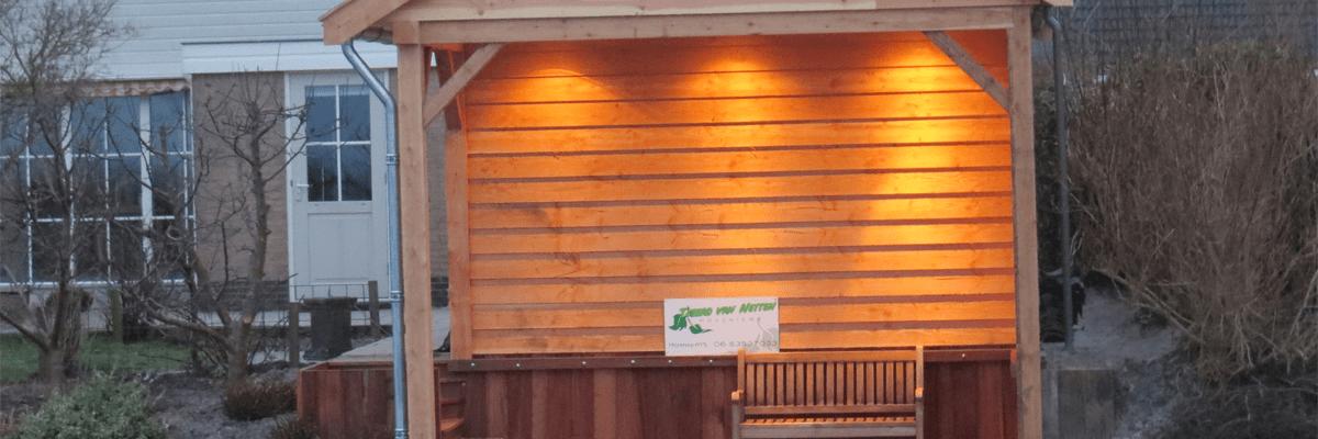 tuinverlichting 1 tjeerd van netten hoveniers