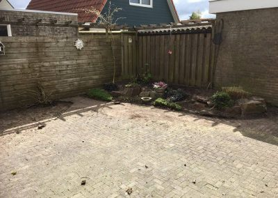 Tuinbestrating Gaastmeer