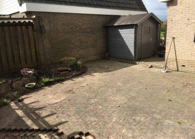 Oude bestrating Gaastmeer