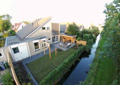 Prachtige tuinklus in Oppenhuizen